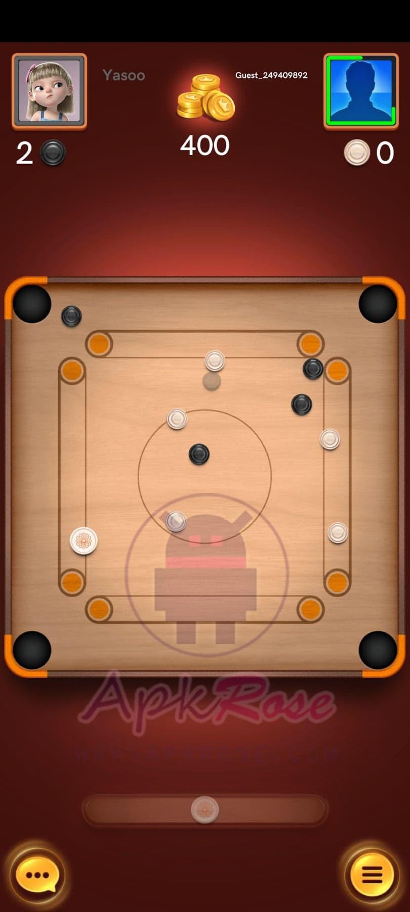 تحميل لعبة كيرم Carrom Pool Disc Game Apk Apkrose